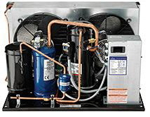 FFAP-022Z-TFC Copeland Commercial temperature air cooled refrigeration condensing unit
