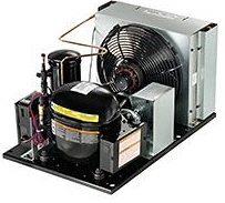 M2EH-0026-IAA-111 Copeland Commercial temperature air cooled refrigeration condensing unit
