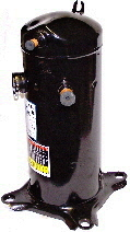 Copeland ZP23K3E-PFV Scroll A C Refrigeration Compressor